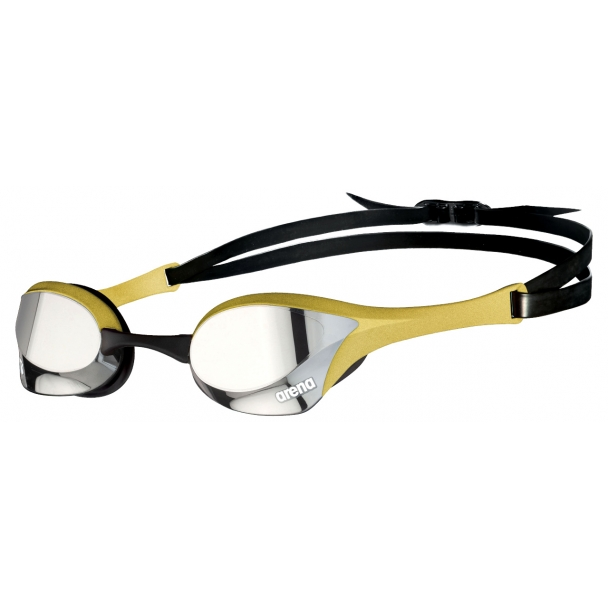 Arena Cobra Ultra Mirror Swipe Autdoor - Gold,Silver