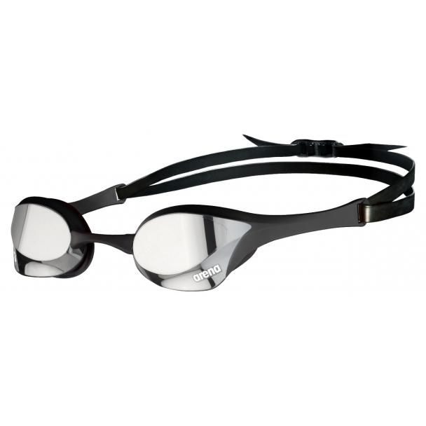 Arena Cobra Ultra Mirror Swipe Autdoor - Silver,Black